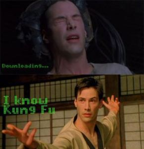 i-know-kung-fu